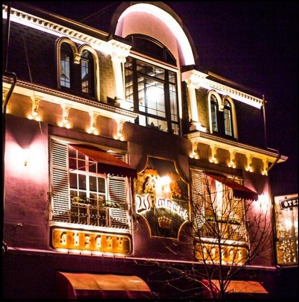 Лучшие неедорогие гостиницы Ставрополя