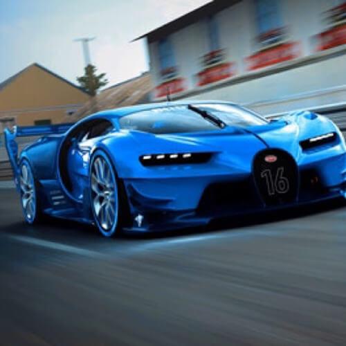 Самые быстрые автомобили 2017. 5 самых быстрых машин в мире.