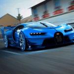Самые быстрые автомобили 2017. 5 самых быстрых машин в мире