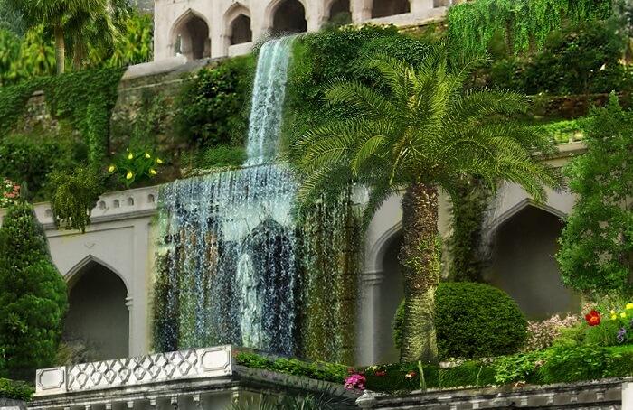 Второе чудо света: Висячие сады Семирамиды