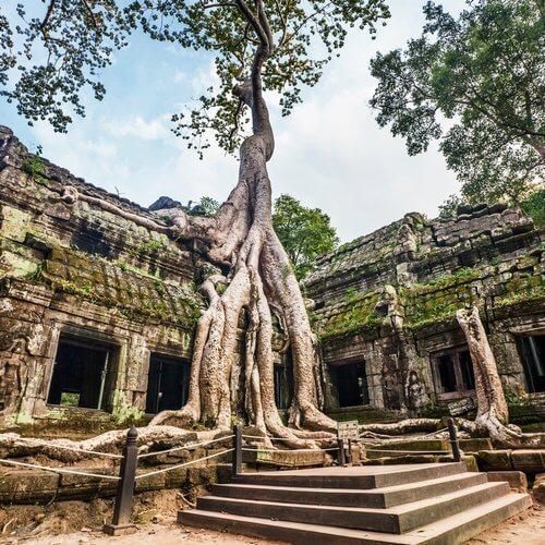храм Ангор-Вар