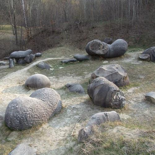 Достопримечательности Румынии. Музей «живых» камней