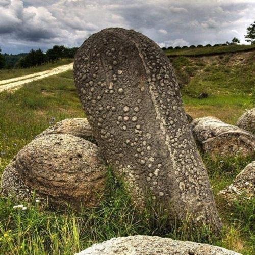 Достопримечательности Румынии. Музей «живых» камней-2