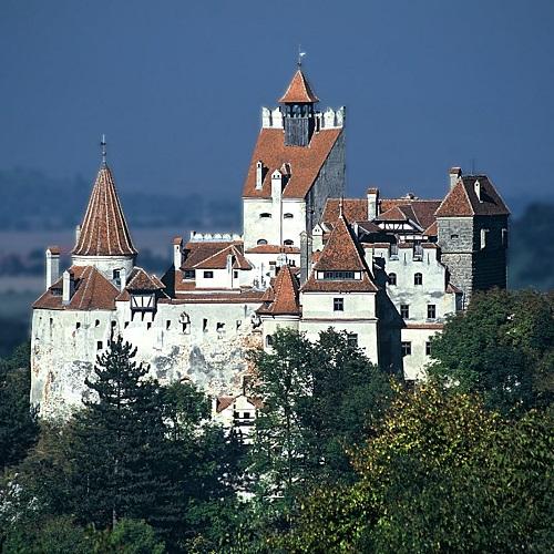 Достопримечательности Румынии. Замок Бран-3