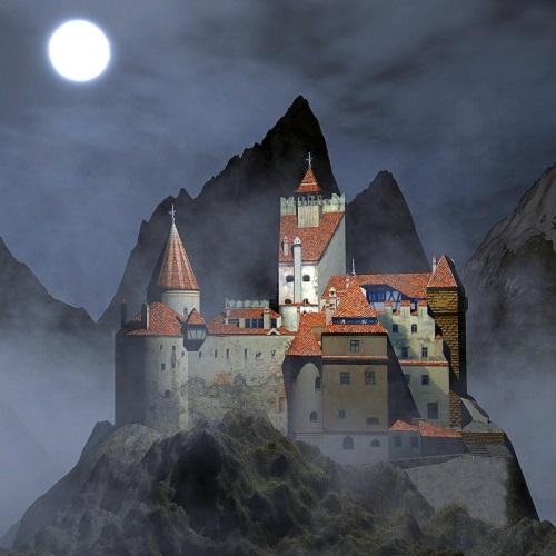 Достопримечательности Румынии. Замок Бран