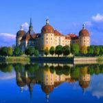 Достопримечательности Дрездена. Морицбург — волшебный замок Золушки