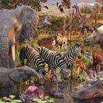 Самые опасные животные Африки. Топ-9 животных Африканской саванны