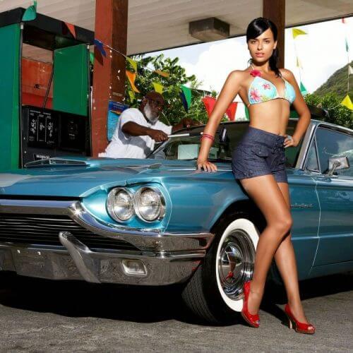 Женские автомобили. Популярные авто для настоящих женщин