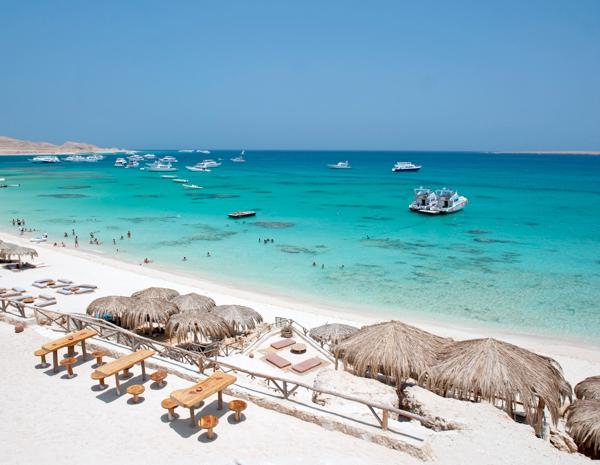 Пляжный отдых в ноябре, Египет, курорты Египта,Хургада