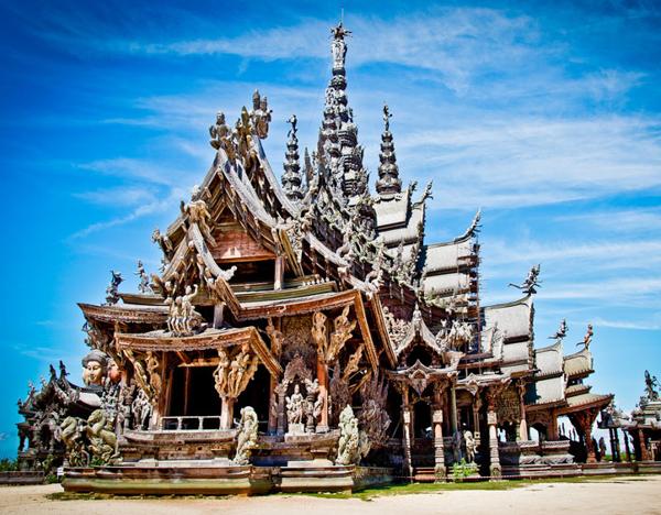 Достопримечательности Таиланда, Храм истины