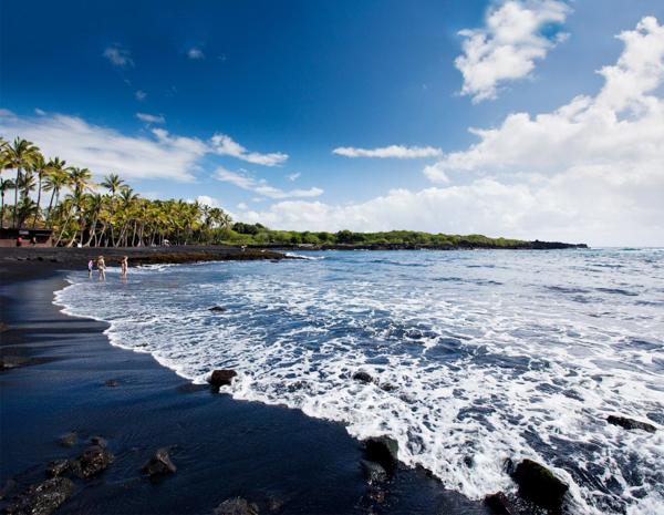 Пляжный отдых в ноябре, Канарские острова, Тенерифе, Гран-Канария, черный песок