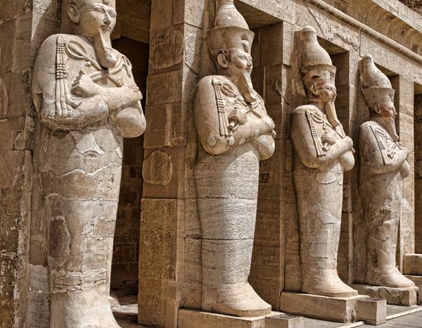 Достопримечательности Египта, Луксор