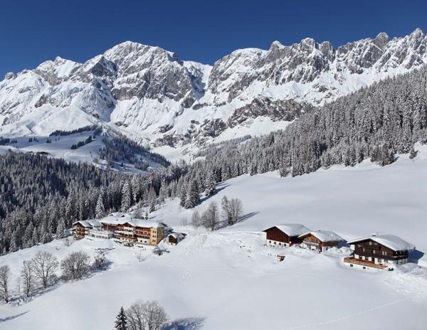 Мюльбах-ам-Хохкёниг, Mühlbach am Hochkönig, горнолыжные курорты Зальцбурга, горнолыжные курорты Австрии