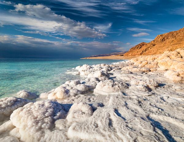 Пляжный отдых в ноябре, Израиль, Мертвое море
