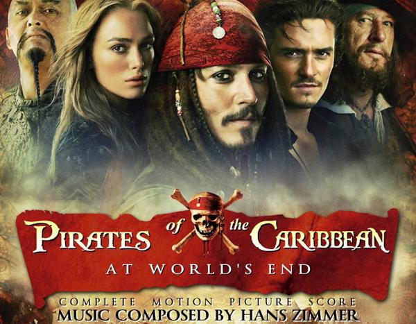 Самые дорогие фильмы,Пираты Карибского моря: На краю Света