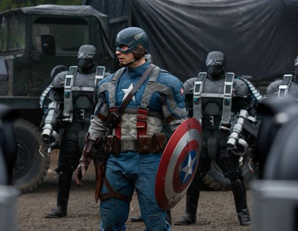 Самые дорогие фильмы,Первый мститель: Противостояние