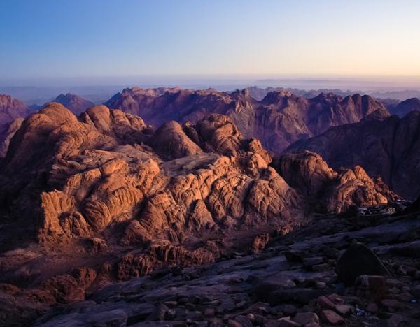 Достопримечательности Египта, гора Синай