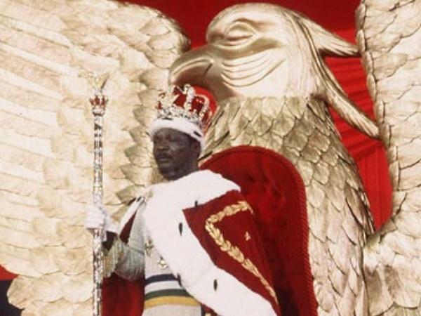 Жестокие правители. Жан Бедель Бокасса