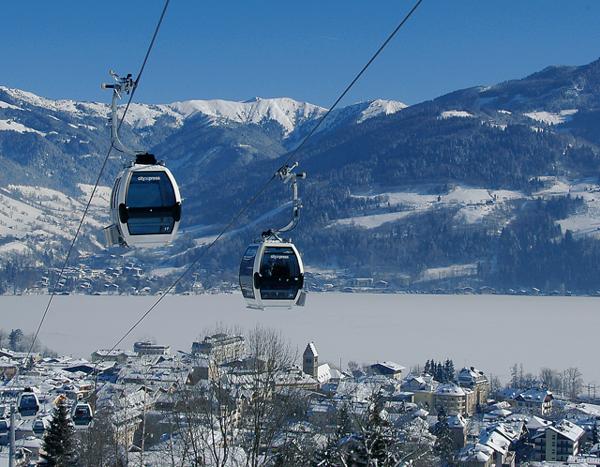 Целль-ам-Зее, Zell am See, горнолыжные курорты Австрии, горнолыжные курорты Зальцбурга