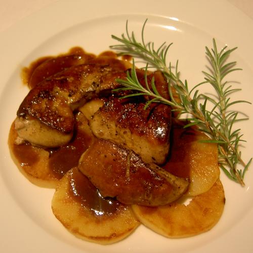 Фуа-гра, печень утки, деликатес