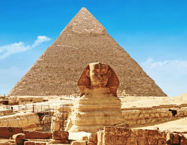 Пляжный отдых в ноябре, Египет, Гиза, сфинкс