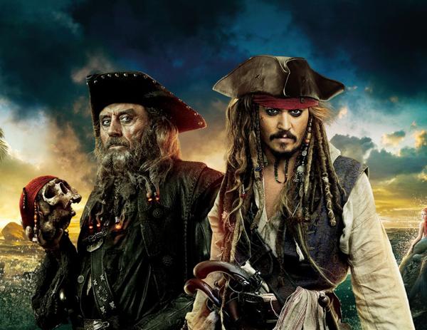 Самые дорогие фильмы, Пираты Карибского моря: На странных берегах
