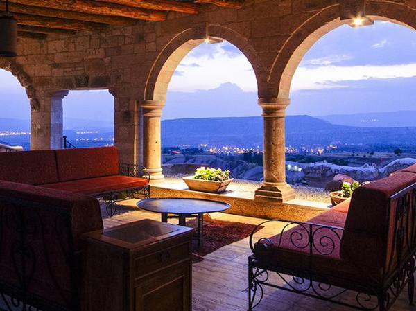 Необычные отели мира. Museum Hotel, Турция