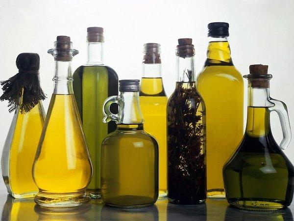 ТОП-10 продуктов для похудения. Растительное масло