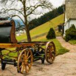 Первые автомобили. История создания машин