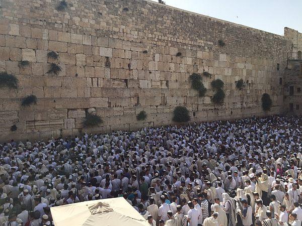 Святые места. Стена Плача, Израиль