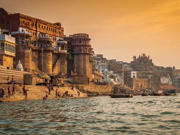 Святые места. Варанаси, Индия