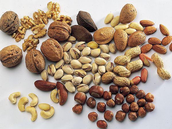 ТОП-10 продуктов для похудения. Орехи