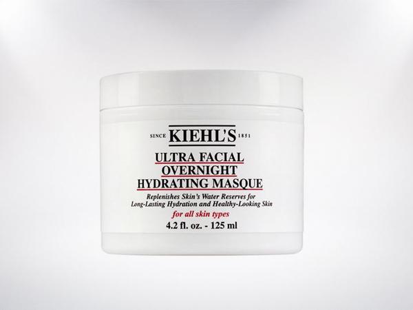 Лучшие увлажняющие маски. Ultra Facial Overnight Hydrating Masque от Kiehl`s
