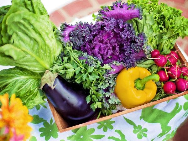 ТОП-10 продуктов для похудения. Овощи