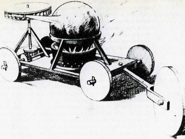 Первые автомобили. Игрушка для императора