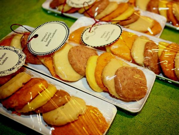 Печенье, выпечка, вредные продукты, кексы