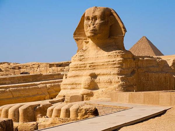 Правда или миф? Неразгаданные тайны египетских пирамид, Сфинкс, пирамиды, достопримечательности Египта, Египет
