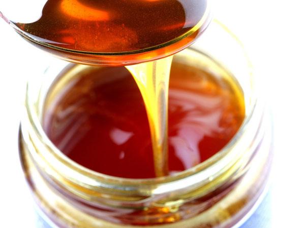 Полезные продукты питания. Мед