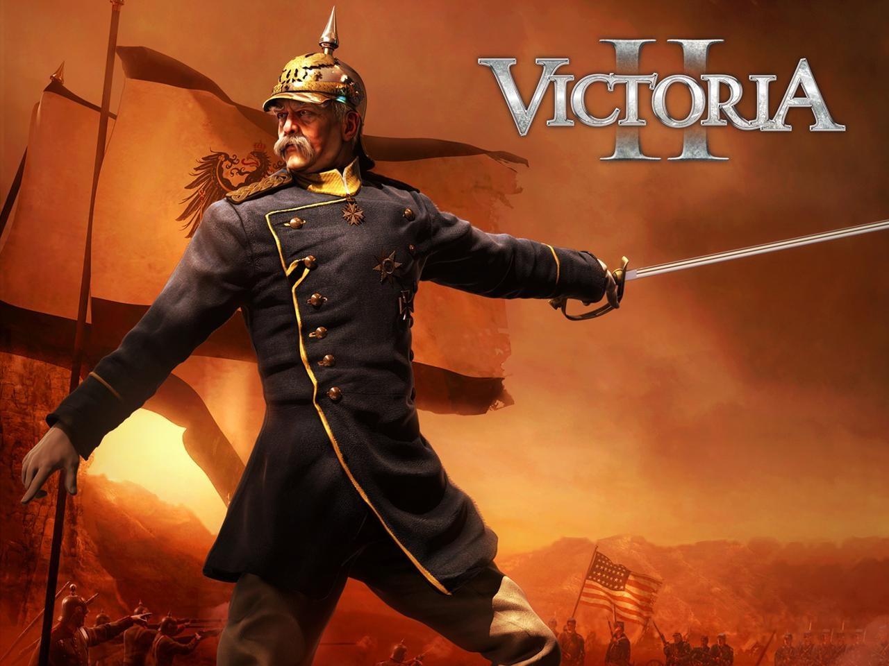 Исторические стратегии. Victoria II