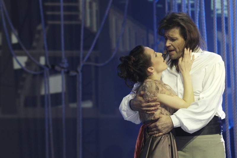 Русские рок-оперы. Юнона и Авось