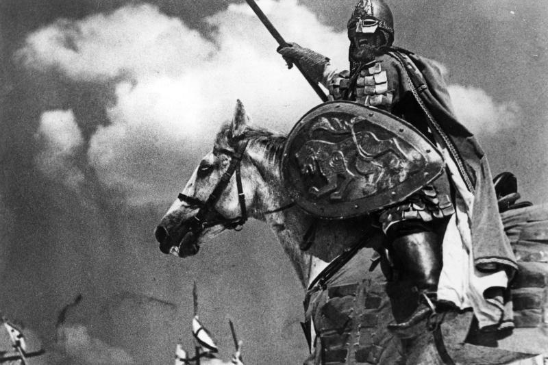 Исторические фильмы. Александр Невский (1938)