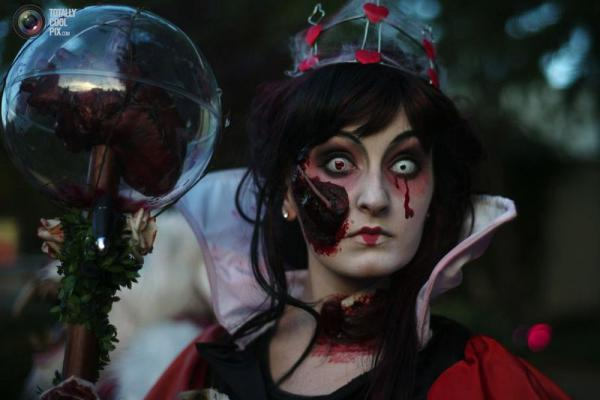 Интересные факты о Хэллоуине. Костюмы