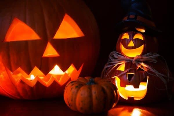 Хэллоуин. Фонарь Джека