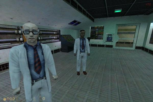 Компьютерные игры. №1 Half-Life
