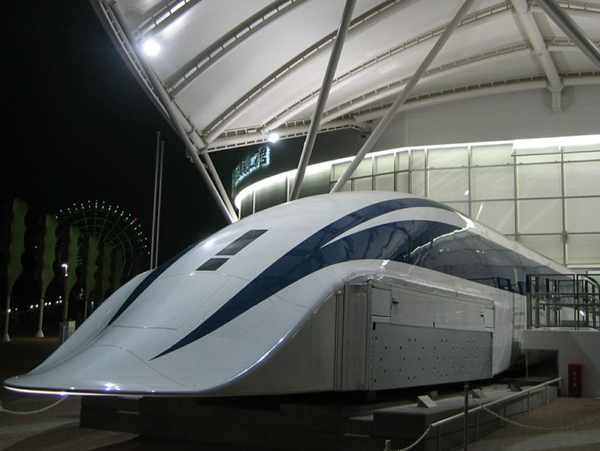 Скоростные поезда. MLX01, Япония