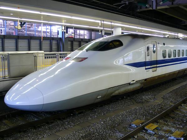 Скоростные поезда. Поезда серии Shinkansen, Япония