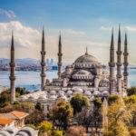 Достопримечательности Стамбула. Турция хороша не только летом!