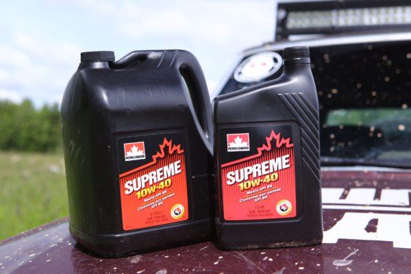 Автомобильное масло. Минеральное