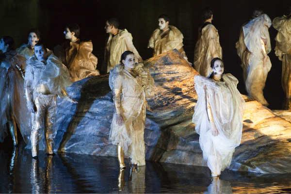 Русские рок-оперы. Орфей и Эвридика