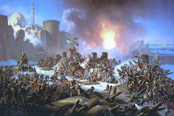 Русско-турецкие войны. 1787-1792